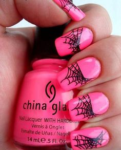 //This would be pretty and pink for even halloween(: