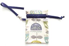 Quick Key Clip with Clip-On Pouch | Sew Mama Sew | Outstanding sewing, quilting, and needlework tutorials since 2005.