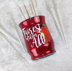 Makeup Brush Holder Glam Vanity Gift For Her Vanity Cup