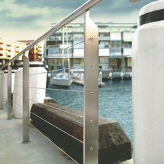 stainless steel cable railing ABS2 RONSTAN