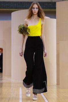 Roksanda Ready To Wear Spring Summer 2016 London - NOWFASHION