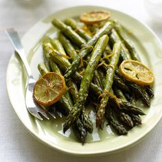 Citrus-Roasted Asparagus