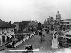 Church & Convent of Binondo, Manila 1899(photo:digicoll.com)
