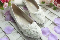 4 pares/lote femmes printemps été chaussures de mariage blanc haute basse talon custom made mariage chaussures chaussures de demoiselle d'honneur en stock dans Ballerines pour femmes de Chaussures sur AliExpress.com   Alibaba Group