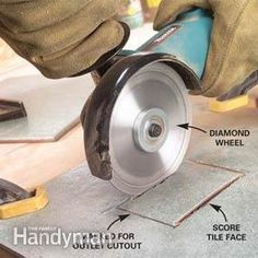 How to Use an Angle Grinder---The Family Handyman