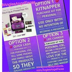 $281 worth of product!!! Holy wowza!! Pick your option and I'll tell you how to do it!  #AngiesAngelFaces