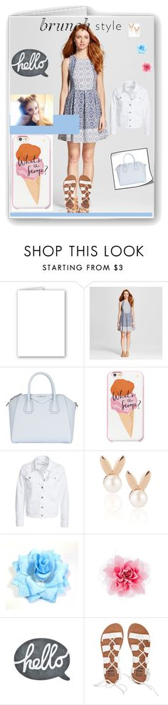 """""""Easter Brunch style"""" by starspy ❤ liked on Polyvore featuring Givenchy, Kate Spade, Filippa K, Aamaya by priyanka, Lilipinso, Billabong and brunch"""