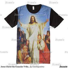 Jesus Christ the Consoler T-Shirt