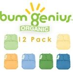BumGenius Elemental Organic AIO Package - 12 count