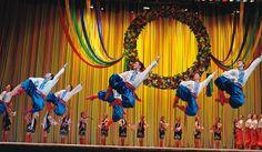 #Virsky - #Ukrainian National Dance Company #Ukraine