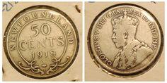 Newfoundland Canada, Canadian Coins, St Kitts, Grenada, Trinidad And Tobago, Croatia, Silver, Antigua, Granada