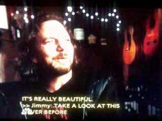 Kurt Cobain and Eddie Vedder (Never Before Seen Footage)