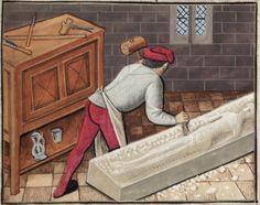 [folio 149r] MS. Douce 195 (Le roman de la rose) XV cnt. Robinet Testard http://romandelarose.org/#browse;Douce195