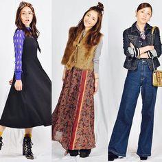 Because she dress for the job she wants - a fashion editor. Fashion Editor, Daily Fashion, Fashion Tips, Colorful Fashion, Retro Fashion, Womens Fashion, Japanese Fashion, Korean Fashion, Love Her Style