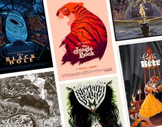 Mondo's Disney Exhibition Brings Art Back into the Movie Poster