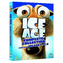 entire Ice Age series