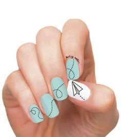 Paper Planes Nails                                                       …
