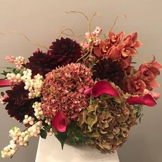 Autumn Inspiration, Flowers, Floral, Royal Icing Flowers, Florals, Flower, Blossoms