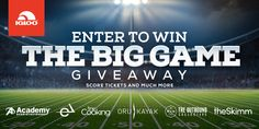 Enter To Win 2 Tickets To The 2017 Super Bowl, Airfare, A 4 Day & 3 Night Hotel Stay, A Helicopter Ride & More From Igloo!