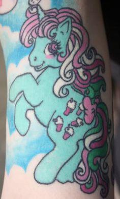 fizzy =)  from http://www.hawaiikawaii.net/2011/my-little-pony-tattoos-4/