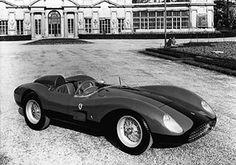 1956 Farrari Testa Rosa