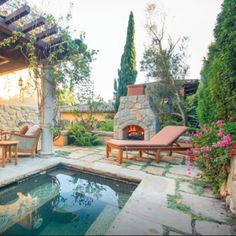 Go baroque (not broke) in Santa Barbara at this Old World Italian guest home, complete with a spa pool, outdoor fireplace and cruiser bikes.