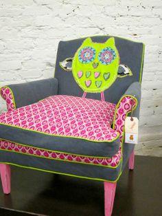 Happy Chair (by Shawna Robinson)