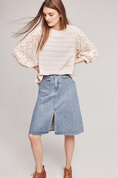 Chelsea Stripe Pullover