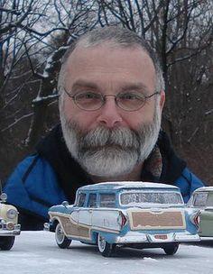 Michael Paul Smith  model maker