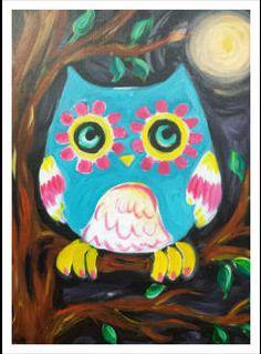 Holiday Paintings at Merlot2Masterpiece