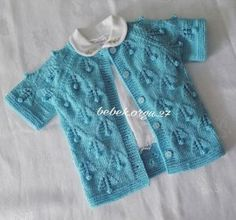 bebek cocuk orgu-orgu yelek-el orgusu cocuk yelekleri-el orgusu cocuk yelek orne… The Effective Pictures We Offer You About knitting jumper A quality picture can tell. Baby Boy Knitting, Finger Knitting, Knitting For Kids, Little Girl Dresses, Girls Dresses, Knit Art, Baby Sweaters, Knit Crochet, Kids Outfits