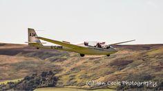 Gliding over Northumberland