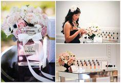 Festa Chanel #party #chanel #casadasamigas