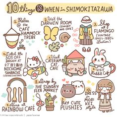 Things to do in Shimokitazawa - Relax at the Cafe Hammock Tribe, visit the Darwin Room Exhibit and Cafe, shop at Flamingo Vintage Fashion, shop at Nichome Sanbachi, eat at Rainbow Cafe, drop by the Sunday flea market.
