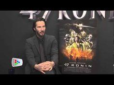 Keanu Reeves stars in '47 Ronin'
