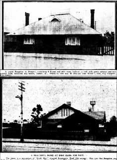 The Mail (Adelaide, SA : 1912 - 1954), Saturday 8 March 1919, page 6, Prospect - Above - Address Unknown