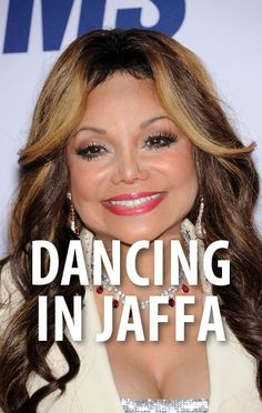 La Toya Jackson came by The Talk to discuss her reality show, her engagement, and the new documentary she produced called Dancing in Jaffa. http://www.recapo.com/the-talk/the-talk-interviews/talk-la-toya-jackson-engagement-dancing-jaffa-reality-show/