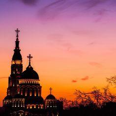 Kharkiv at night #kharkivgram #insta_kharkiv #Kharkiv #Ukraine