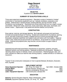 Carpenter Cover Letter Sample  HttpExampleresumecvOrg
