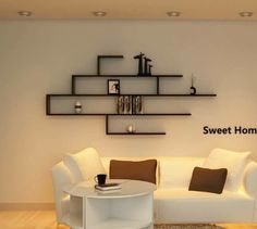 Shop for Wall Mount Floating Shelves Display Bedroom Decorative Wooden Shelves Home Decor Shelf Living Room, Study, Bedroom, Kitchen, Office online – Melyssanicefashion Cube Wall Shelf, Wall Cubes, Home Decor Shelves, Wooden Wall Shelves, Wall Shelf Decor, Shelves In Bedroom, Floating Wall Shelves, Wall Mounted Shelves, Metal Shelving