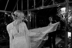 A Hermione De Paula Gown for a Soho Farmhouse Wedding Wedding Cape Veil, Bridal Cape, Wedding Gowns, Hermione, Capes, Wedding Types, Boho Bride, Dresses Uk, Wedding Blog
