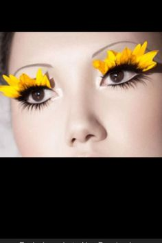 these petal lashes are so cool