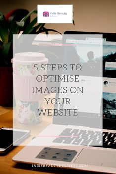 Website Image Optimisation with Aime Cox-Tennant - Indie Beauty Delivers Business Entrepreneur, Business Marketing, Business Website, Business Tips, Social Share Buttons, Website Images, Banner Images, Indie Brands, Seo