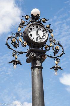 Jerez de la Frontera - Andalusia, Spain: public clock★♥★