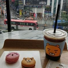 Uploaded by springkg. Find images and videos about aesthetic and coffee on We Heart It - the app to get lost in what you love. Korean Aesthetic, Aesthetic Food, Japanese Aesthetic, Food N, Food And Drink, Cute Food, Yummy Food, Feed Insta, South Korea Seoul