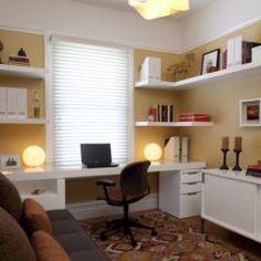 modern home office Bernal Heights Home Office