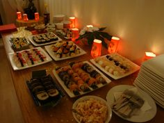 My Asian inspired birthday party