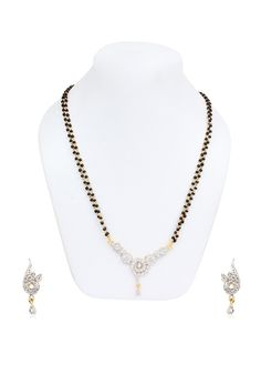 Simple Mangalsutra for women