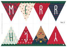 """허전한 벽을 멋지게 크리스마스 깃발 가랜드 만들기! """" 크리스마스 깃발 가랜드 !"""" 크리스마스 깃발 가랜드 반짝반짝 꼬마 전구와 함께 허전한 벽을 가렌드로 꾸며 보세요! 크리스마스 분위기 제대로 Up! Up! 깃발의 뾰족한 부분에 동그라미가 Recycled Art Projects, Diy Garland, Xmas Party, Dear Santa, Christmas Art, Doll Accessories, Art School, Diy And Crafts, Banner"""