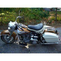 1970 Harley Davidson Electraglide all original....
